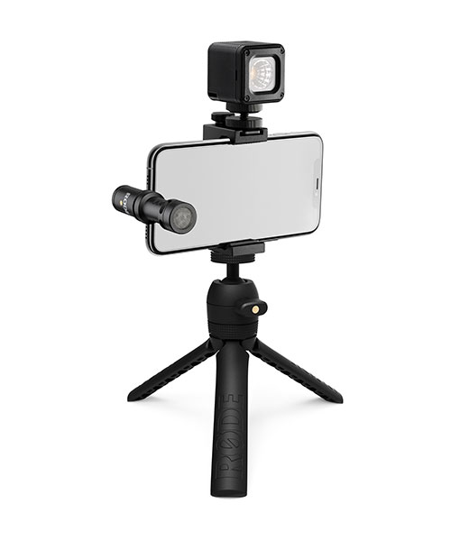 iOS EDITION VLOGGER KIT