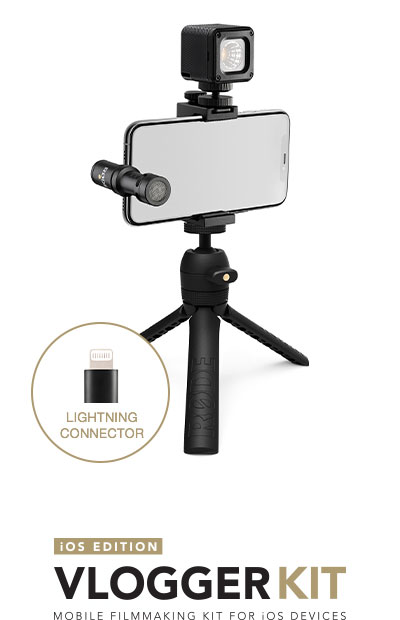VLOGGER KIT IOS EDITION